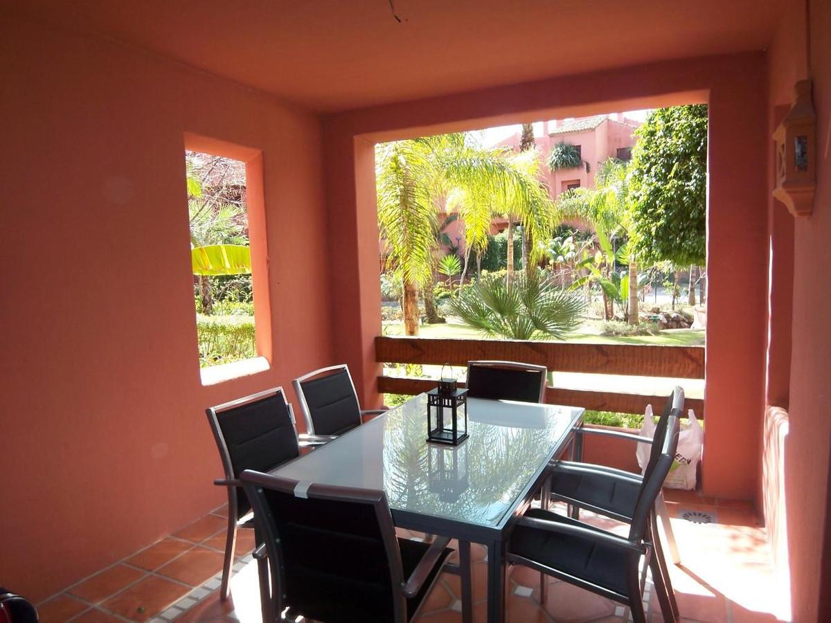 Marbella Banus Apartamento Planta Media en Alquiler en Los Monteros – R722252