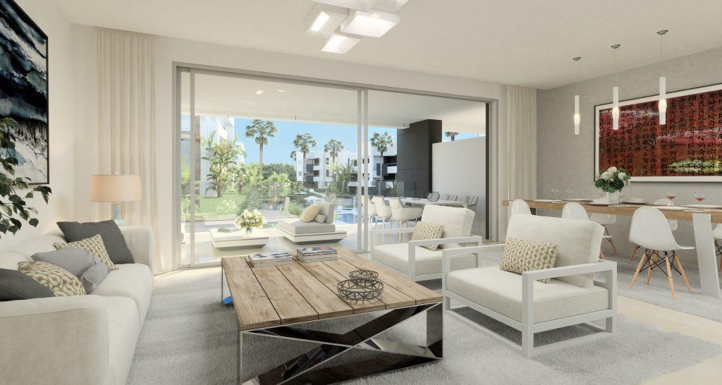 Marbella Banus Apartamento en Venta en Selwo – R2984288