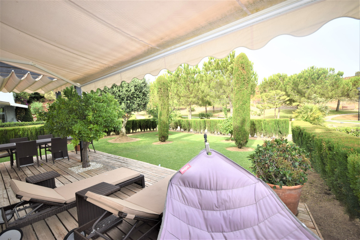 Fantastic semi detached house situated in a prestigious residential area to the East of Marbella wit, Spain