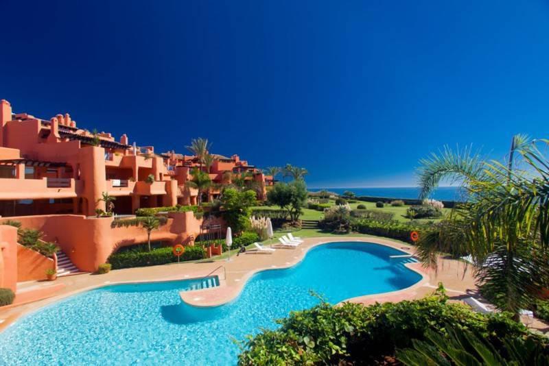 Marbella Banus Ático en Venta en Los Monteros – R2392793