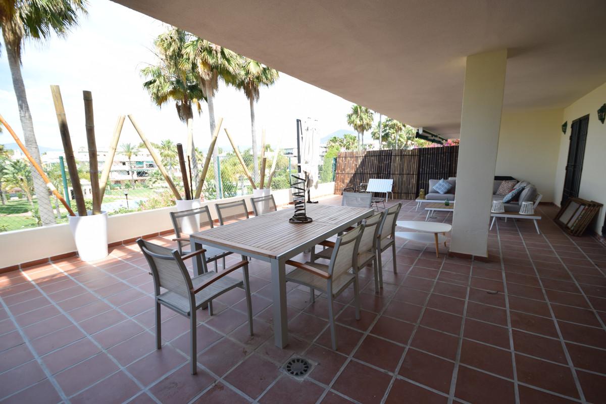 Ground Floor Apartment  for rent in  Nueva Andalucía, Costa del Sol