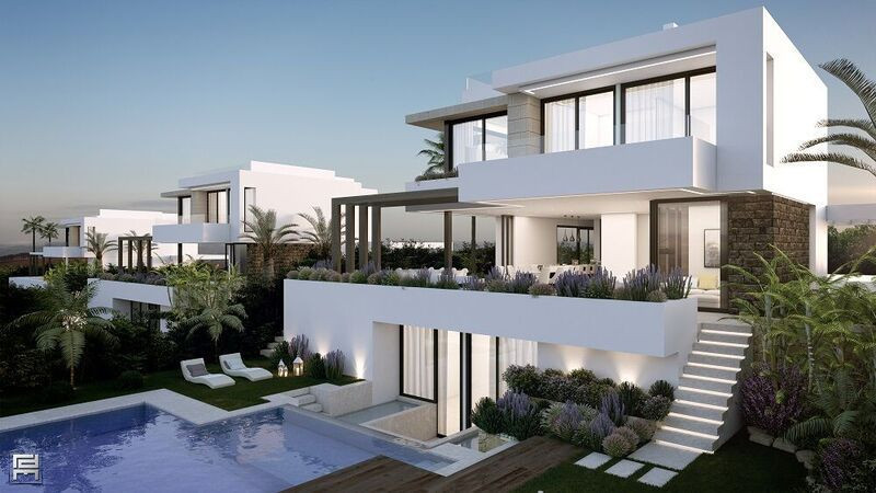 Detached Villa  for sale in  Diana Park, Costa del Sol
