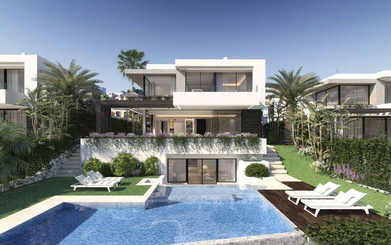 Marbella Banus Villa – Chalet en venta en Diana Park – R2930966