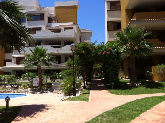 Middle Floor Apartment in Torrevieja