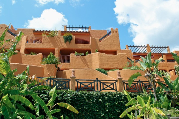 Magnificent Penthouse located in the exclusive area of the Flamingos, next to the Villapadierna Hote,Spain