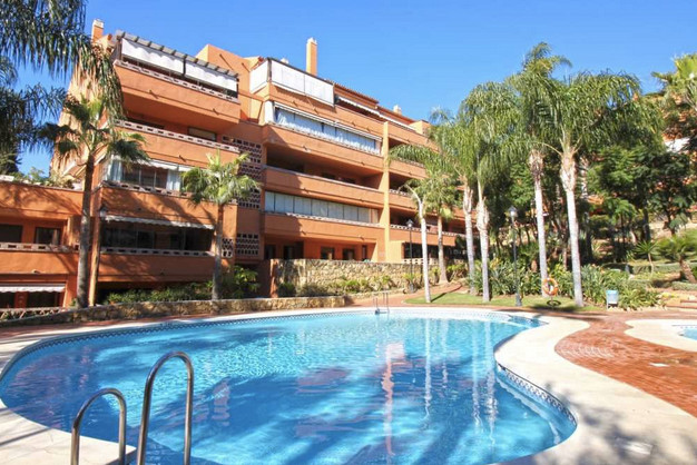 EXCLUSIVE LISTING  MAGNIFICENT apartment in the heart of the Golden Mile of Marbella, a step away fr,Spain