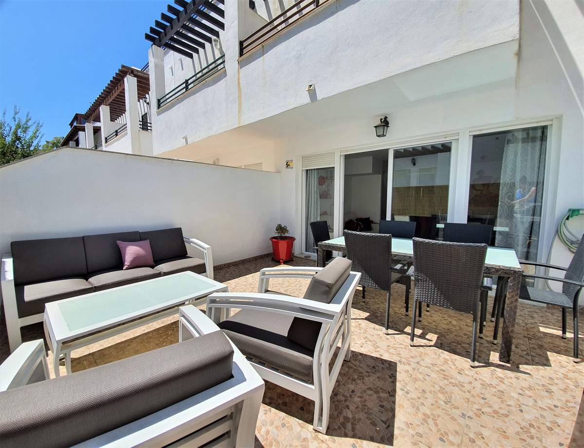 Location, location, location!! Immaculately presented townhouse in the centre of the famous, white w, Spain