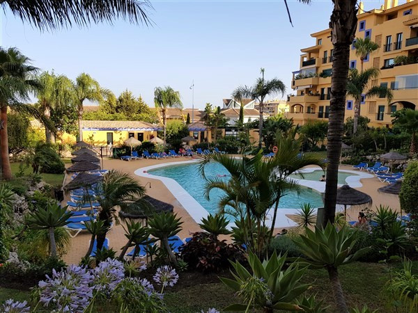 Ground Floor Apartment · San Pedro De Alcántara