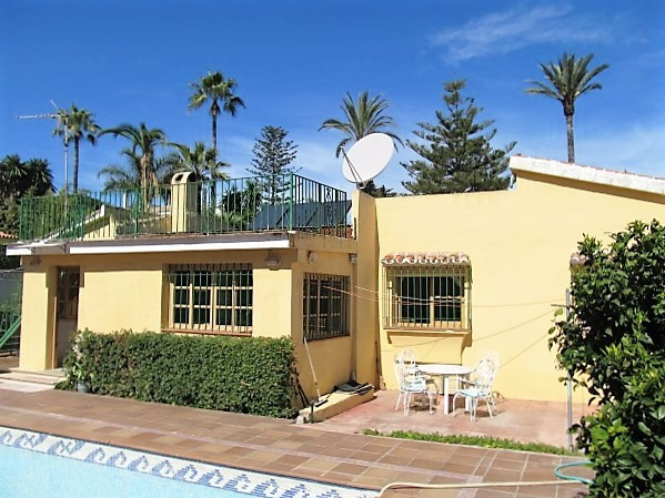 Fantastic villa in San Pedro. There is so much potential here as all the houses around have been dev,Spain