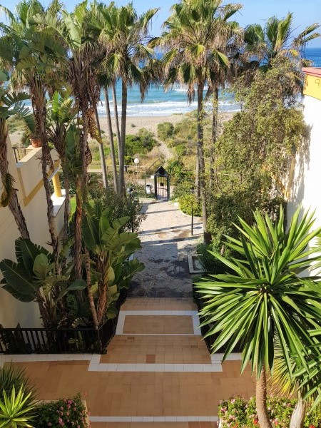RESERVED  Front line Beach Complex. Immaculate 1 bedroom, 1 bathroom apartment located in the presti,Spain