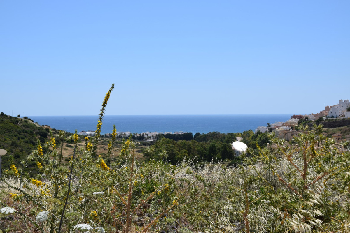 Very well positioned building plot in the Casares Beach area with beautiful panoramic sea views. The,Spain