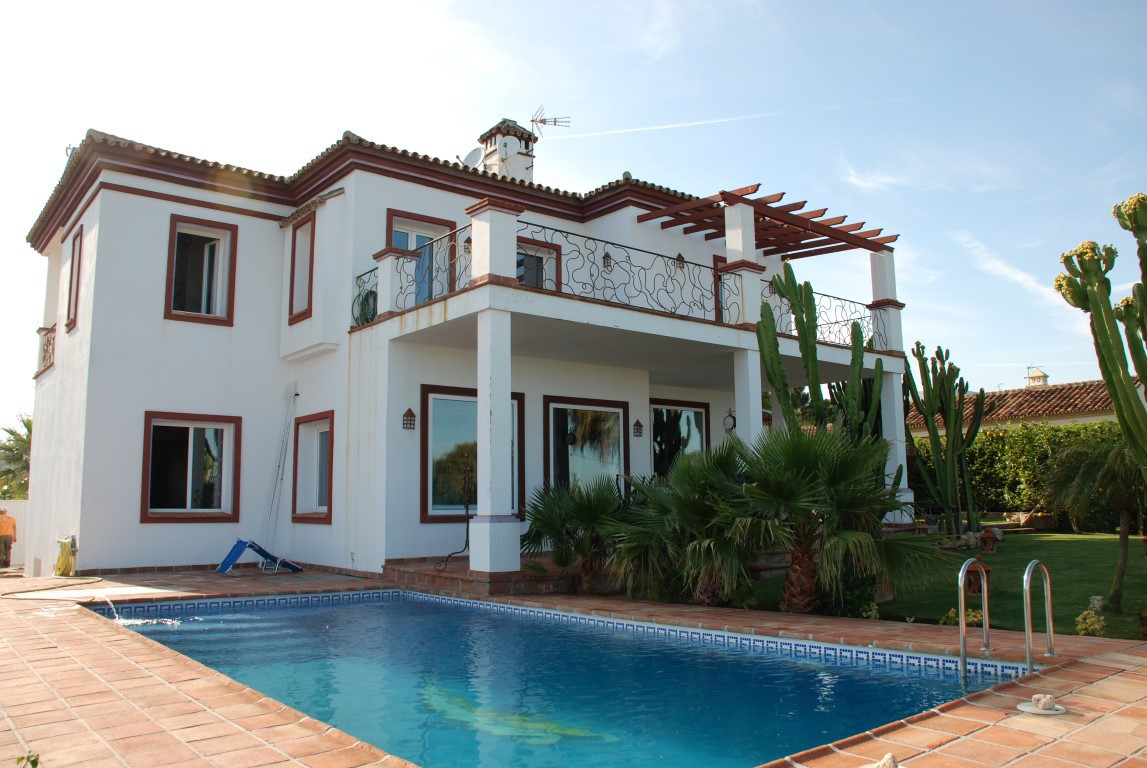 Fantastic detached villa with panoramic sea views. This villa is extremely unique in design and layo,Spain