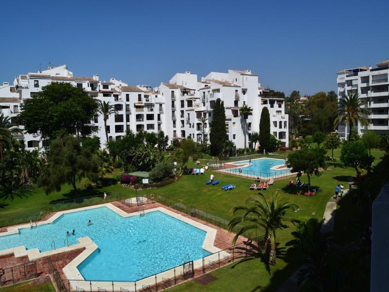 Mitte Stock Wohnung zum Verkauf, Puerto Banús – R3584533