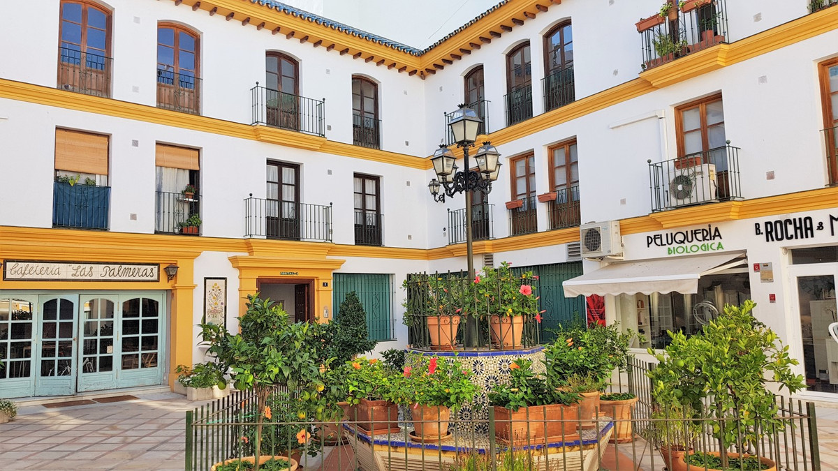 Apartamento en Planta Última en Venta en San Pedro de Alcántara – R3515023