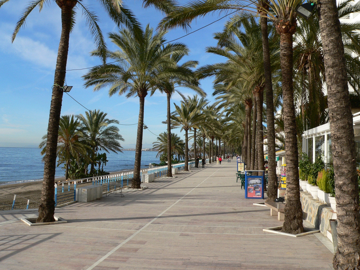 Fantastic restaurant on the Paseo Maritmo in Marbella. It is an exceptional and unique venue with 15,Spain
