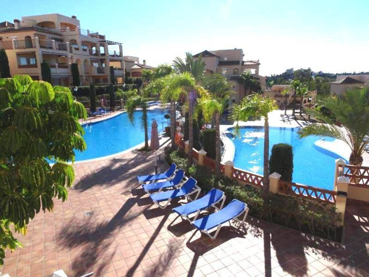 Very spacious luxury apartment located in an exclusive gated community, with security guard 24 hours,Spain