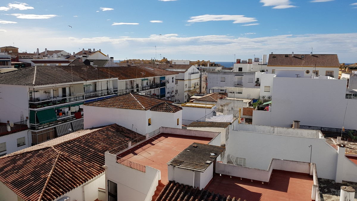 Apartment in the center of San Pedro de Alcantara, Marbella. It is in a quiet street and, at the sam,Spain