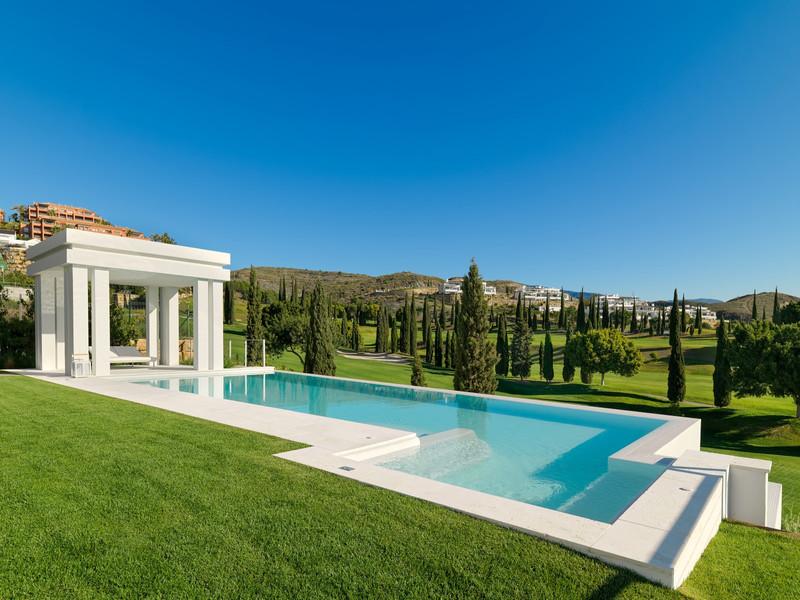 Marbella Banus Villa – Chalet en venta en Los Flamingos – R3481618