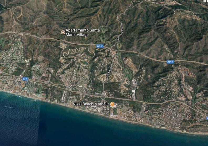 Marbella Banus Terreno Urbano en venta en Elviria – R3041066