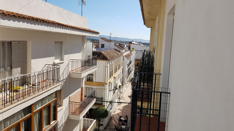 Middle Floor Apartment San Pedro de Alcántara