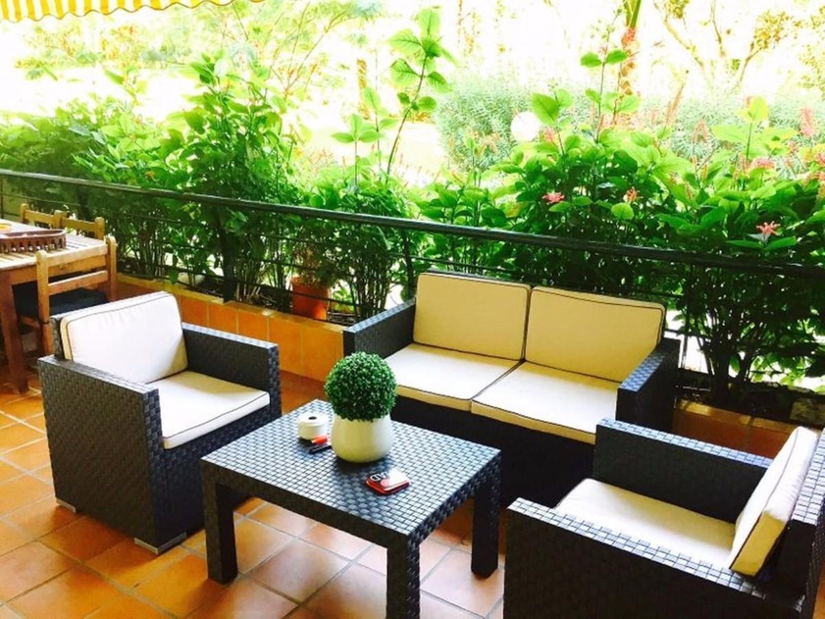 Apartamento Planta Baja en Venta en San Pedro de Alcántara – R3249622