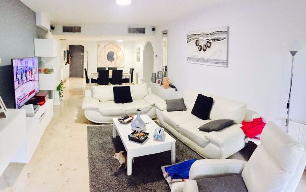 Ground Floor Apartment in San Pedro de Alcántara