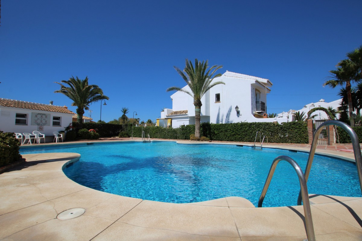 This super townhouse is situated right in the entre of La Cala in the renowned Mijas Playa Club deve,Spain