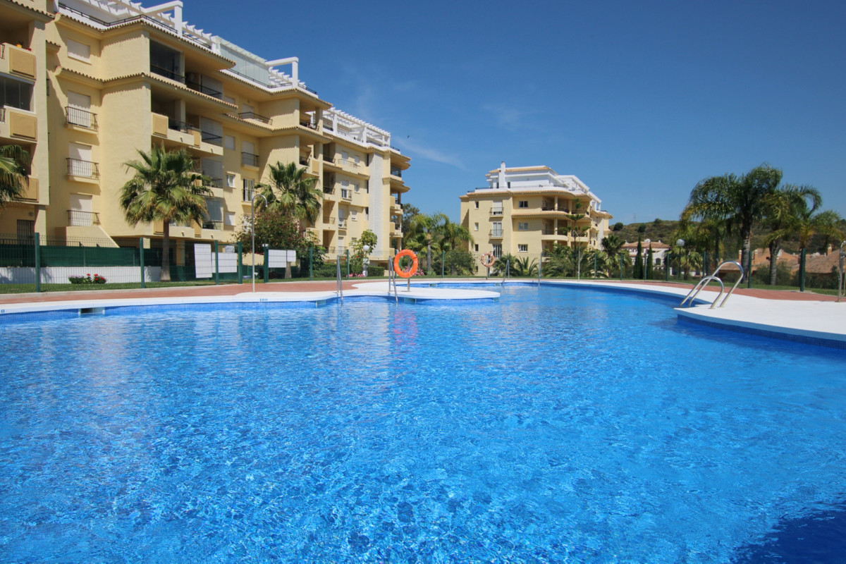This large and modern 3 bedroom apartment is situated within walking distance of La Cala de Mijas wi,Spain