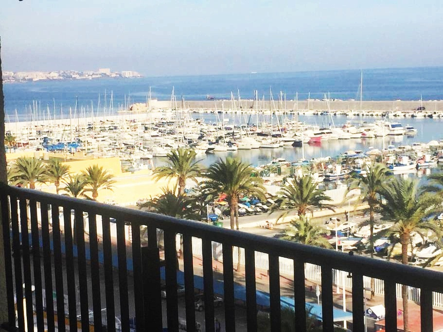 Fantastic location!!!  Fuengirola front line beach and port!!  This truly magnificent apartment has ,Spain