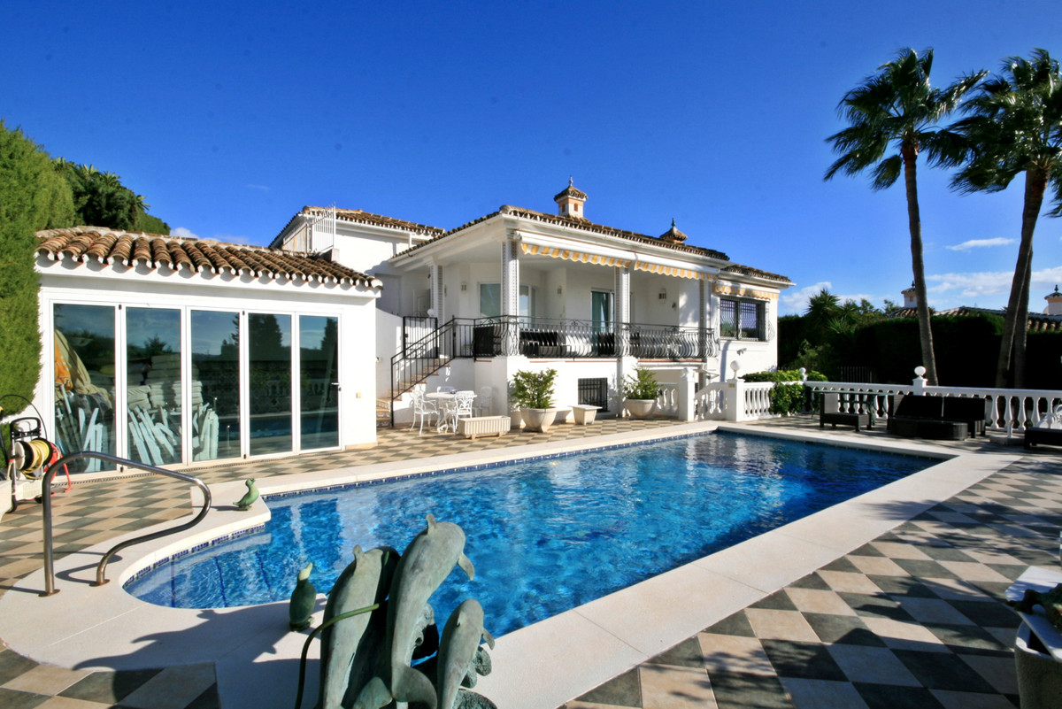 Beautiful, 3 bedroom family villa in the heart of El chaparral with self contained guest apartment! ,Spain
