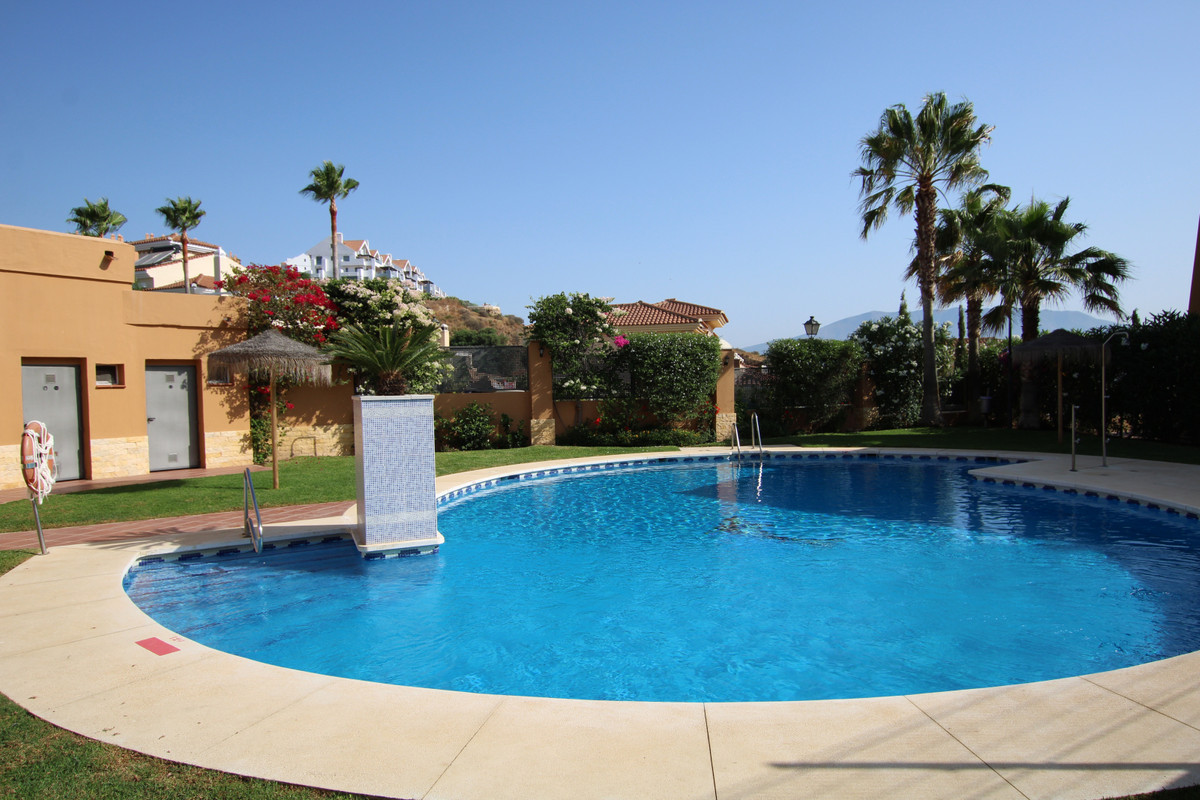 SPECTACULAR SEA VIEWS !!!  This very spacious and well presented semi-detached villa is located with, Spain