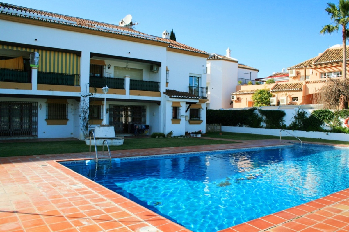 This is a large family home located in a popular development in the Mijas Golf area.  As you enter t, Spain