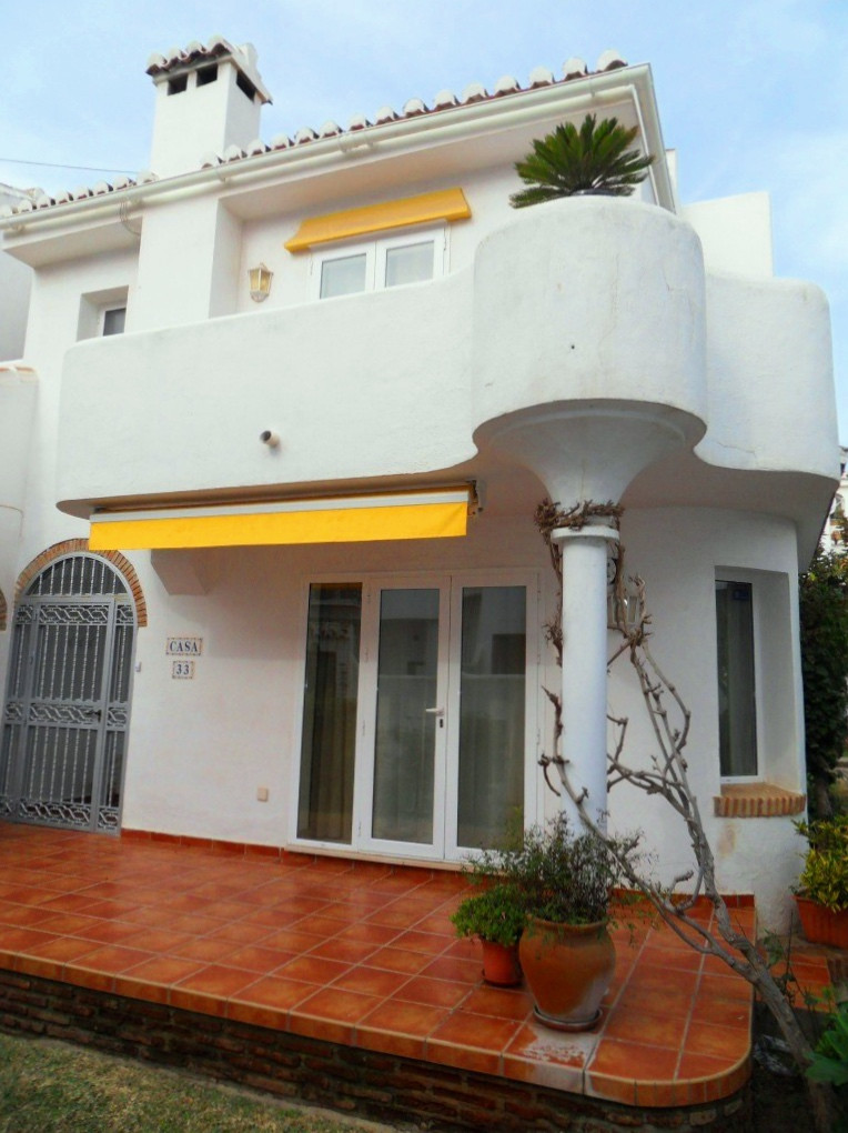 Townhouse For sale In La cala de mijas - Space Marbella
