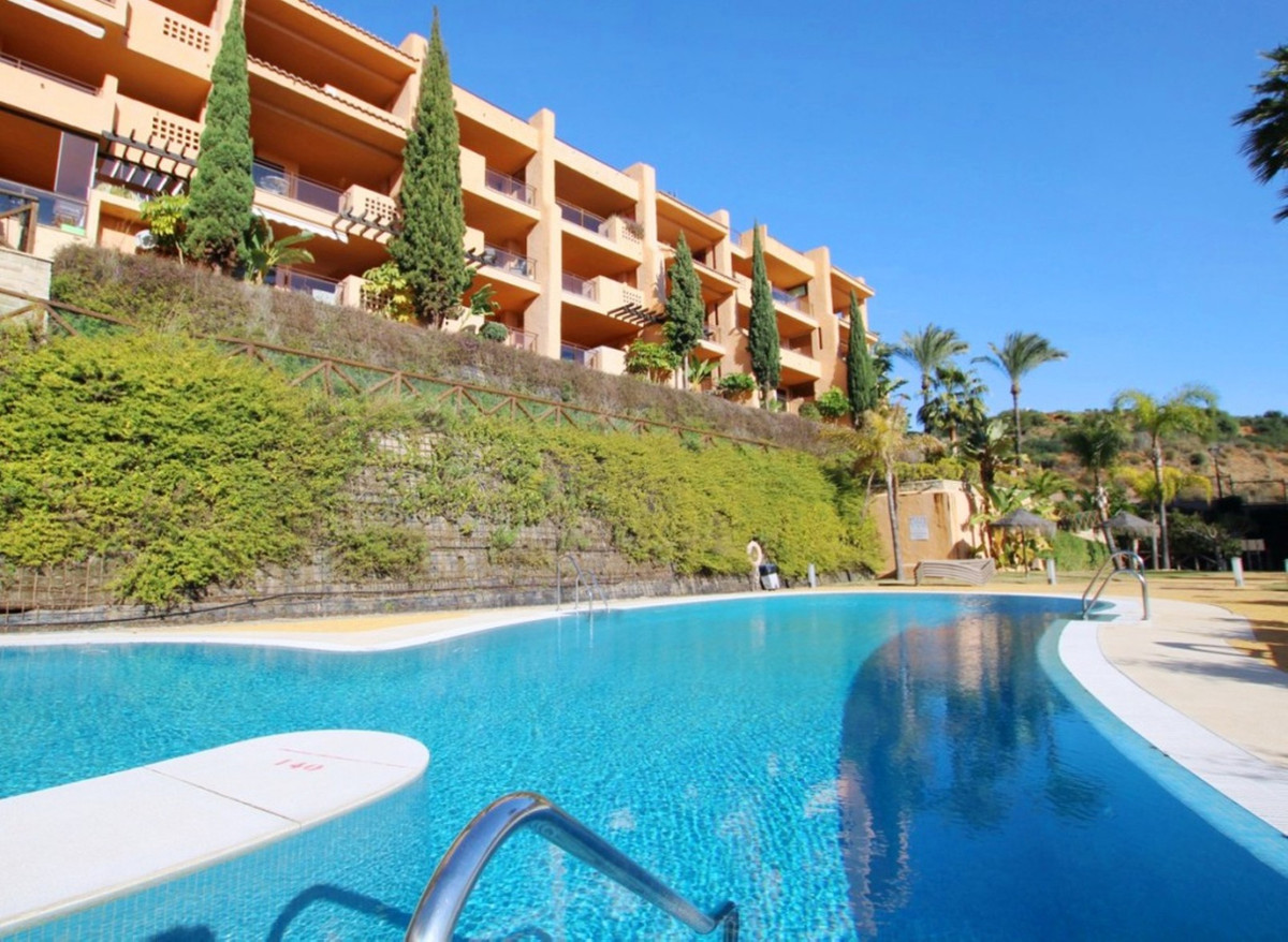 A simply outstanding property in the urbanisation of Calanova Sea Golf.  This top floor apartment is, Spain