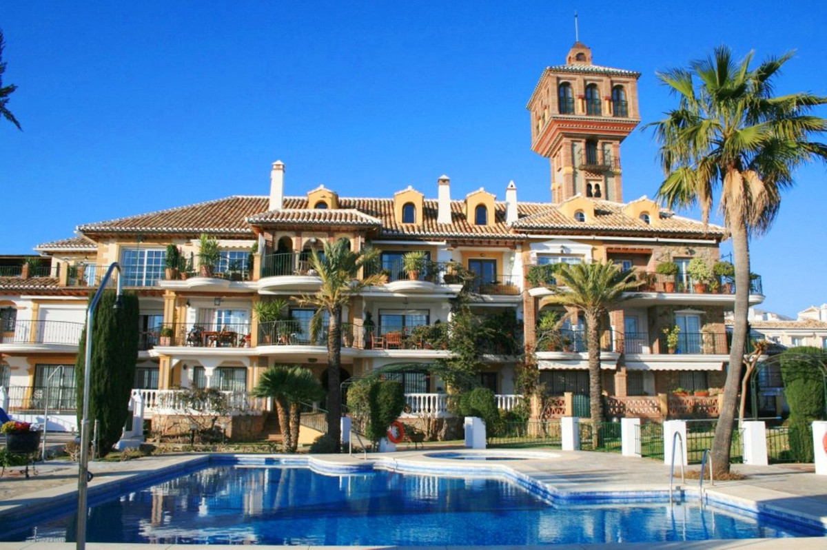 Apartment  Ground Floor 													for sale  																			 in Mijas Golf