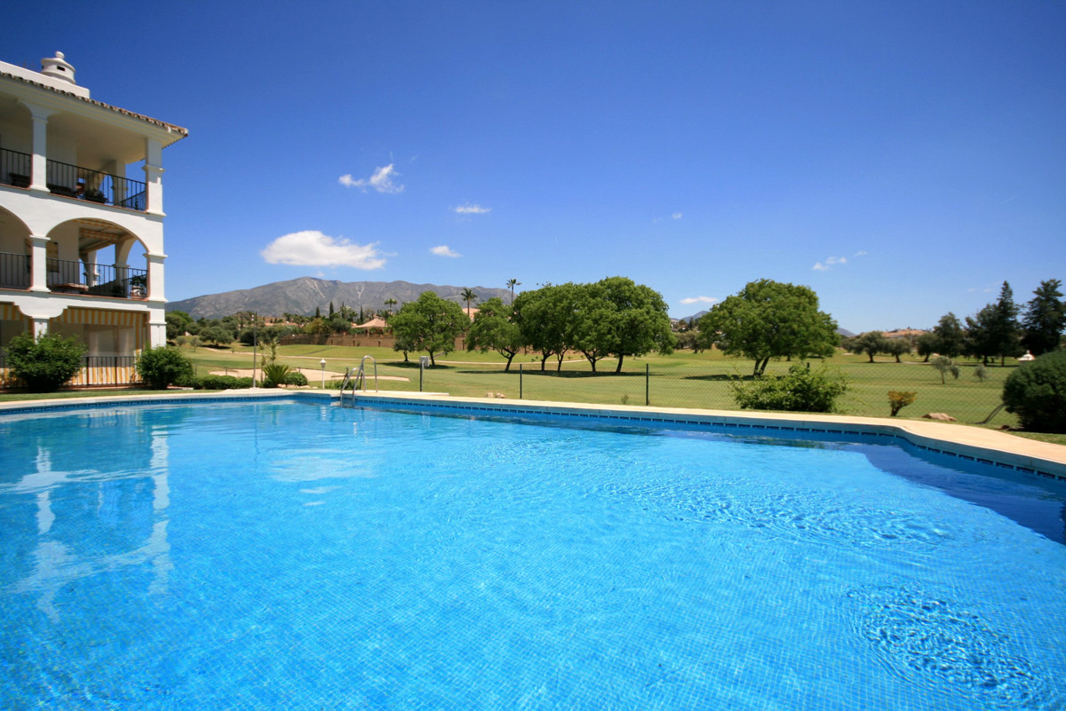 Super value front-line golf penthouse on Mijas Golf with large roof terrace and the most beautiful p, Spain