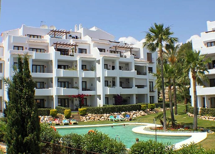 Very well presented apartment in situated in Single Home, Mijas Golf - without doubt the best qualit,Spain
