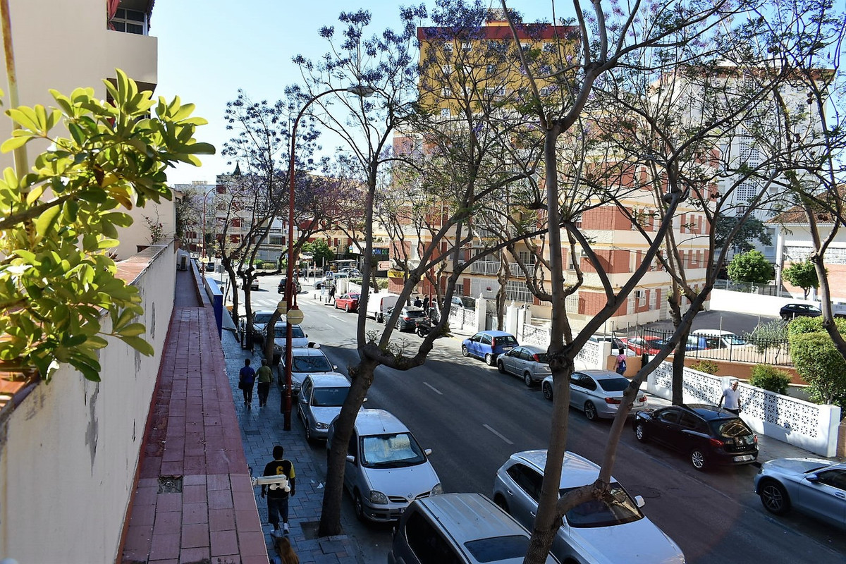 There are no apartments like this left in the centre! Situated in the center of Fuengirola, apartmen,Spain