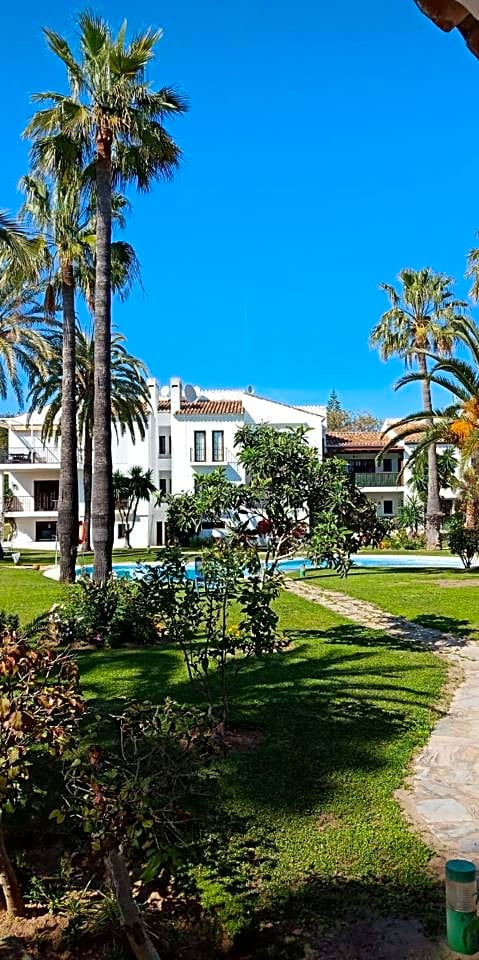 This house / villa is located in Marbella, Malaga, in the ALOHA area. It's a bright townhouse, , Spain