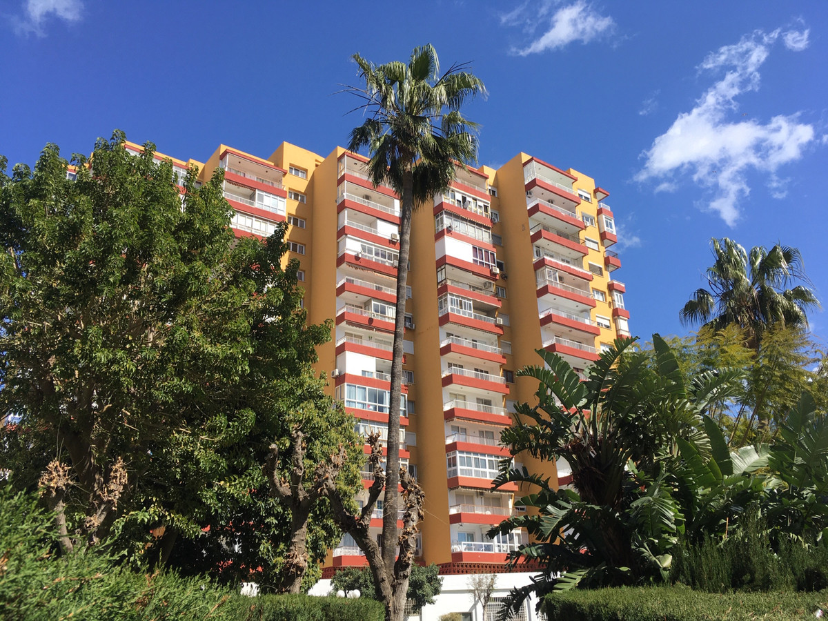 Apartment in Diana 2 Benalmadena second line beach, sea views, 2 bedrooms and 2 bathrooms for vacati, Spain