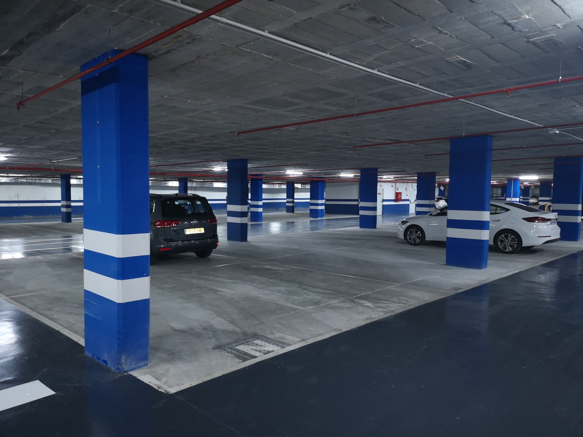 PARKING PLACES FOR SALE IN THE CENTER OF MARBELLA !! Opportunity to invest in the center of Marbella, Spain
