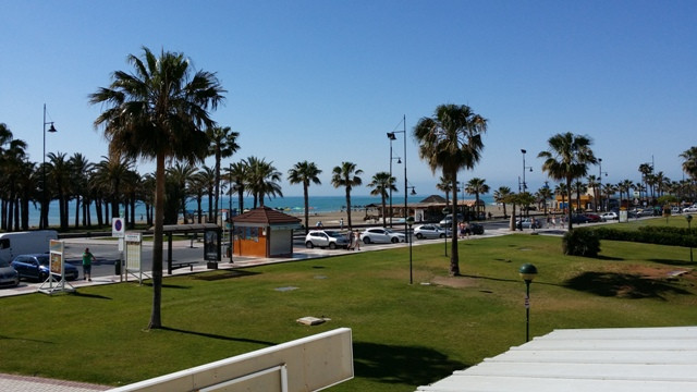 Fantastic apartment on the beach. It is located in Costa Lago Urbanization. It is a gated community ,Spain
