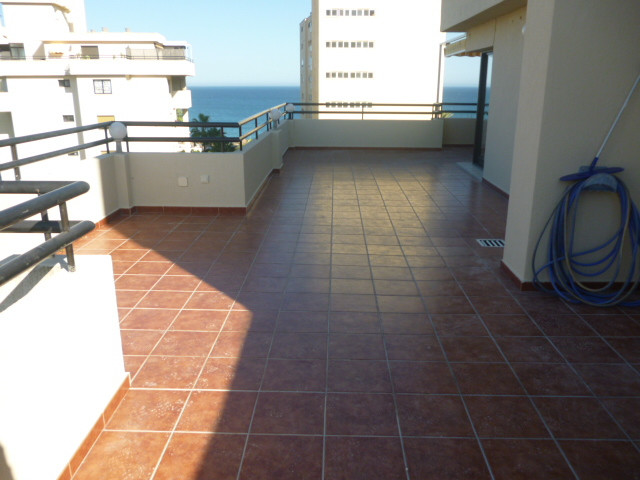 Fabulous penthouse for sale located on the second line of the  beach in ??La Carihuela, Torremolinos, Spain