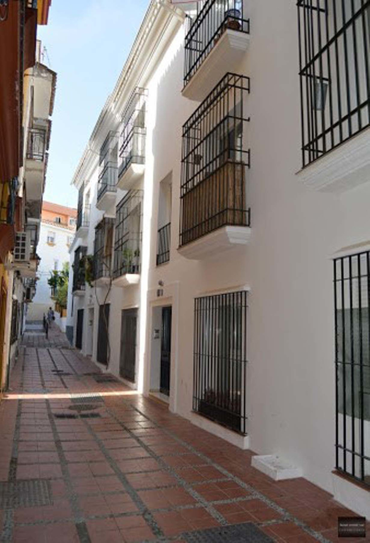 Brand new completely renovated penthouse in the center of Marbella. It is a very charming property s,Spain