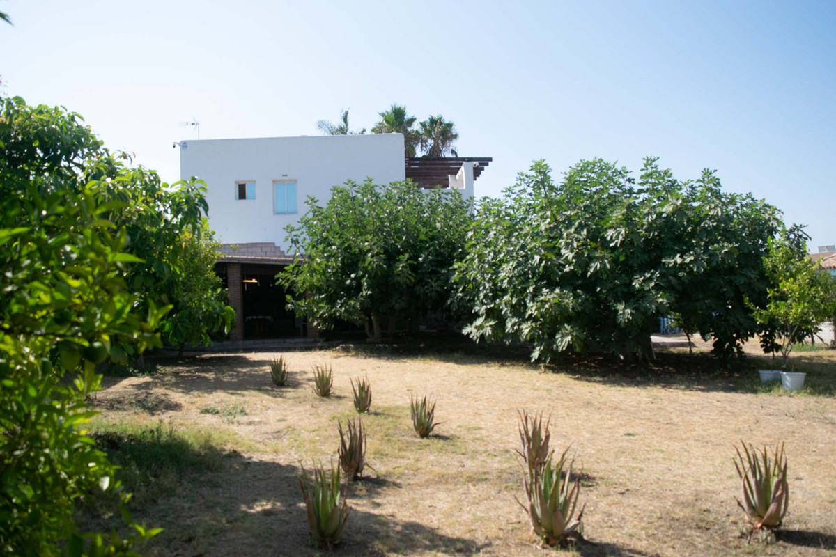 Fantastic plot in Alhaurin de la Torre located just 8 minutes from the town, all leveled and flat. L,Spain