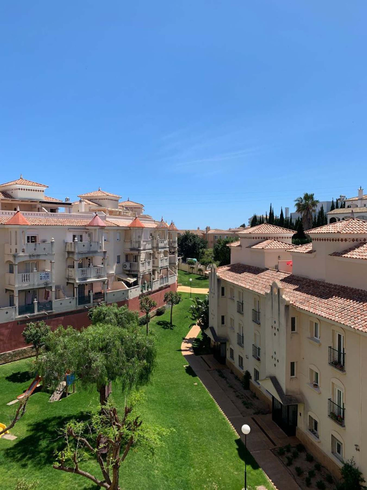 Apartment in Fuengirola very well located with gardens and private pools, Los Pacos area, Candymar U,Spain