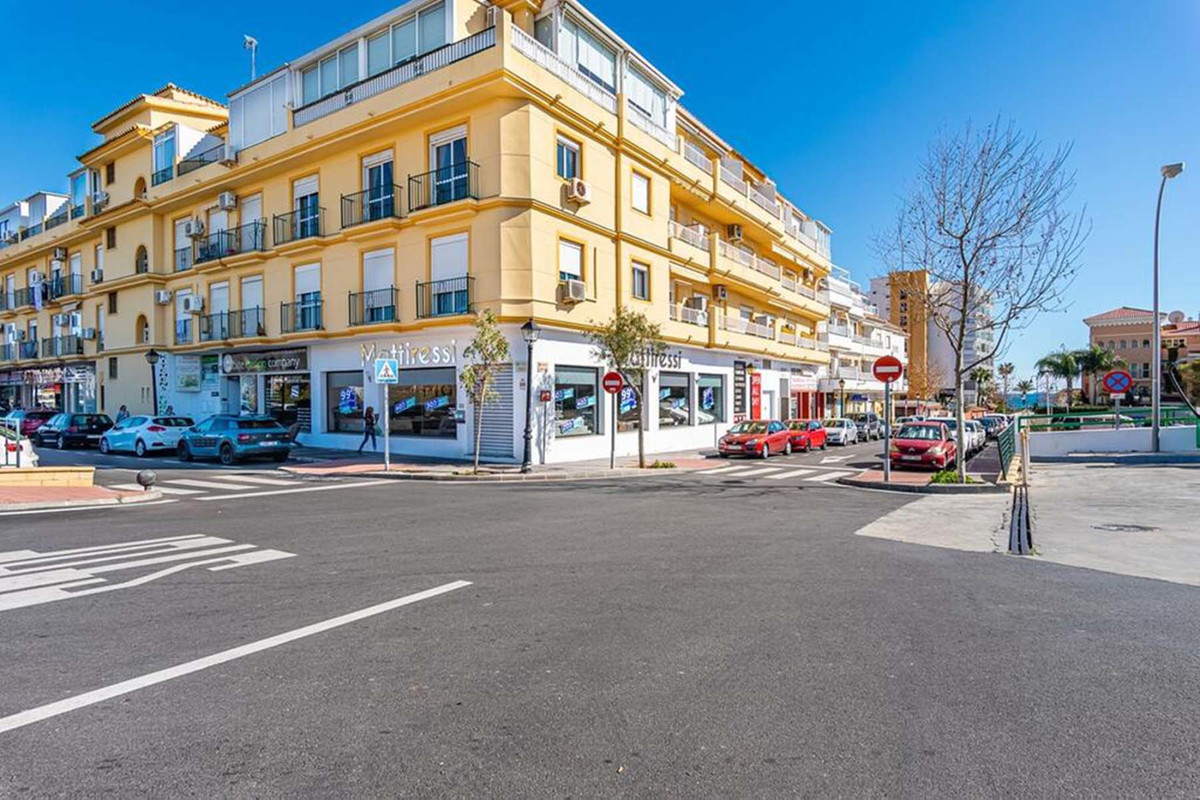 This beautiful apartment is located in the center of Cala de Mijas next to the pharmacy, restaurants,Spain