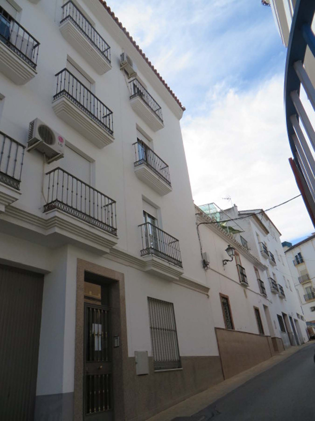 Beautiful four bedroom apartment in the center of Coin.  The apartment consists of a large living-di,Spain