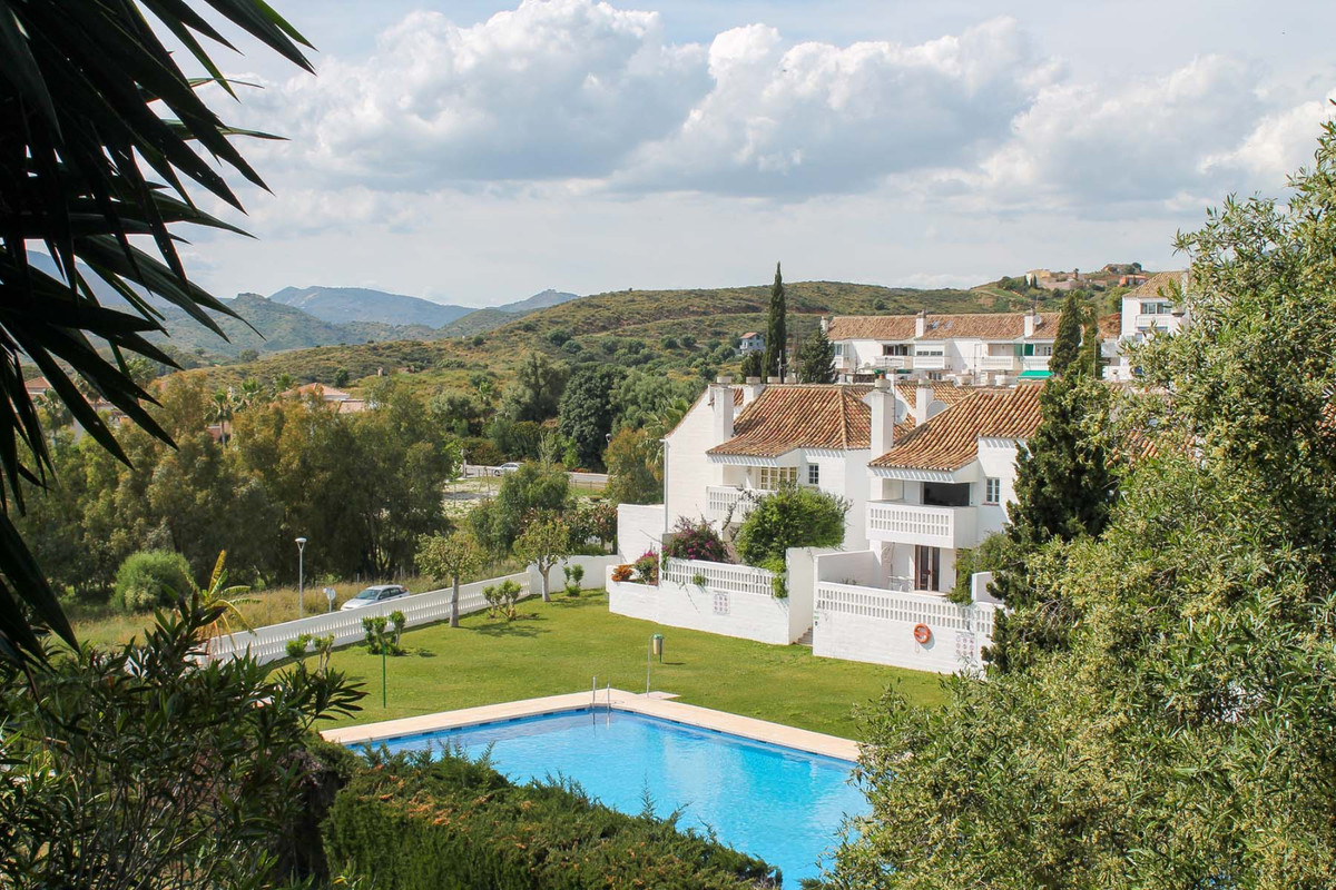 Spacious Renovated 1 bedroom Townhouse  for sale in Mijas Golf!  Ideal renting investment!   This lo,Spain