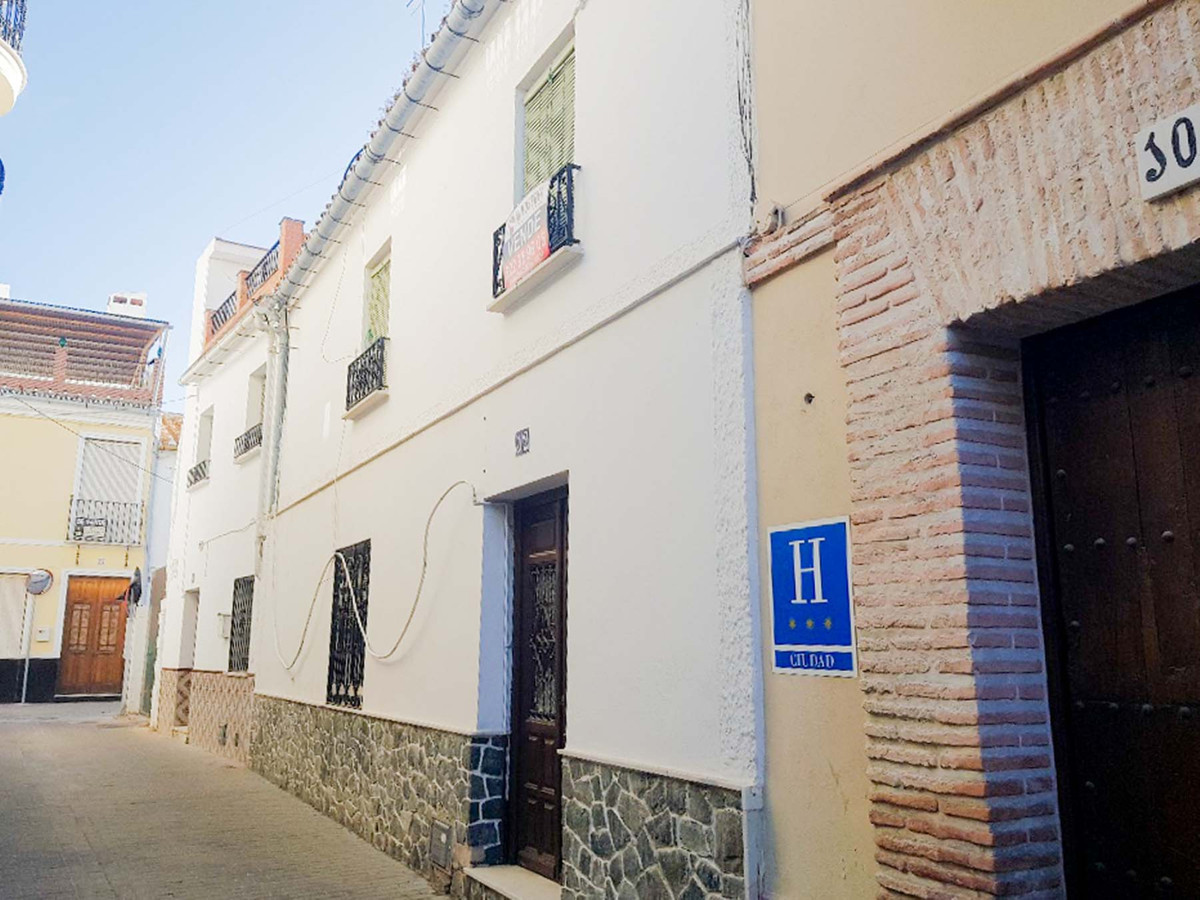Rare opportunity to purchase a townhouse perfect for renovation just steps away from the popular Pla,Spain